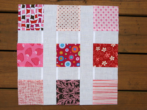 Pretty in Pink - July Block 2