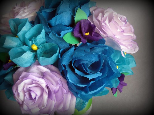 paper flowers 799