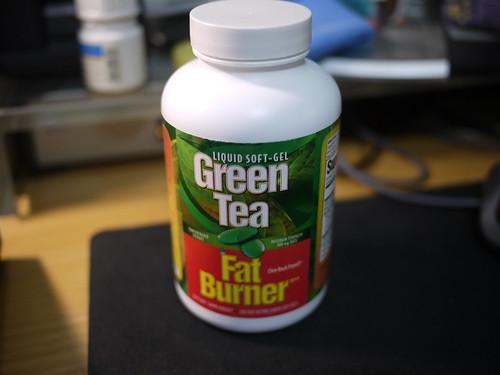 據說狠厲害的綠茶錠