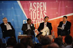 David Stockman, Roger Ferguson, Christopher Hy...
