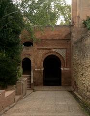 In der Alhambra, Granada, Andalusien