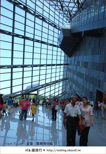 【宜蘭蘭陽博物館】走入宜蘭的文化歷史~蘭陽博物館10