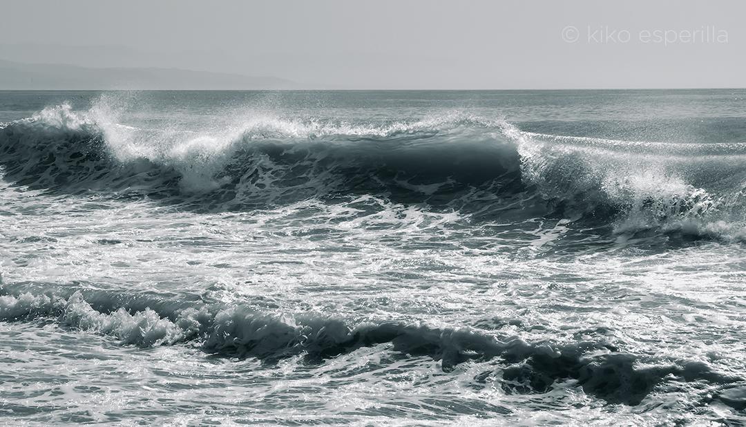 Como una ola