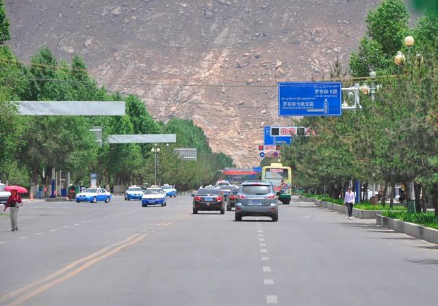 Tb jun17-2010 (238) Lhasa city