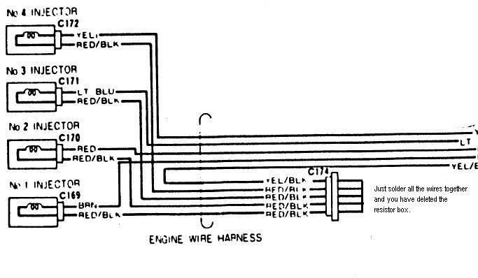 Honda Obd1 Fuel Injector Wiring Diagram - Wiring Diagrams IMG on