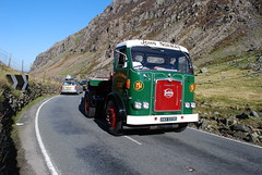 Seddon 32/4/6LXB - XWX 659G (atkidave) Tags: road classic wales truck vintage north pass run lorry commercial llanberis snowdonia 2009 clasic northwales comercials heartofwales