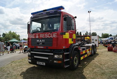 WX54VRU - PM144 (matthewleggott) Tags: new rescue man fire day lincolnshire service crowle dimensions wx54vru pm144