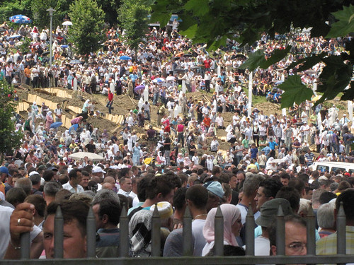 More than 50,000 people attended the commemoration