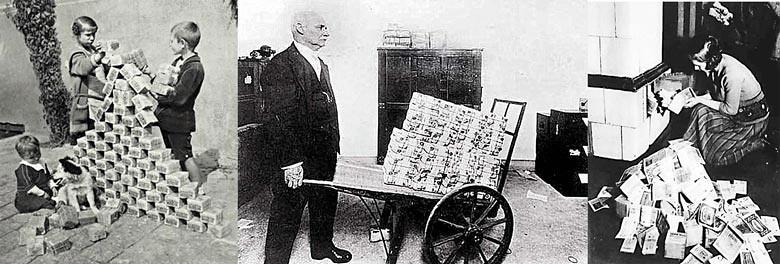 德国通货膨胀,魏玛共和国,Weimar Republic