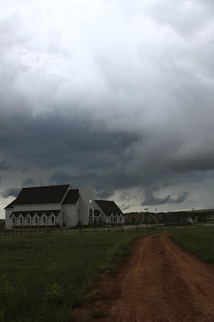 Summer Storms, Laramie