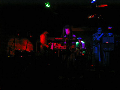Another random find: First 5000 Fingers show at The Cat Club opening for @MegLeeChin.