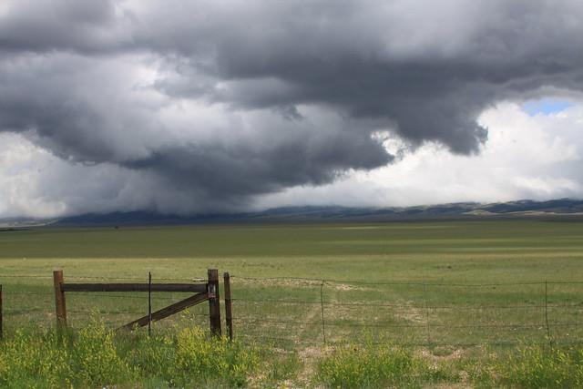 Prairie Storms, Laramie