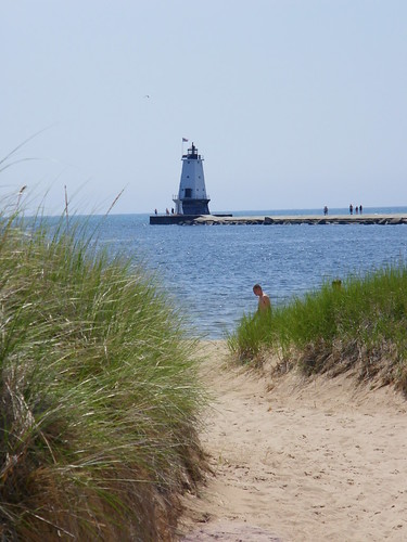 Ludington North Breakwater Light (Ludington, Michigan)
