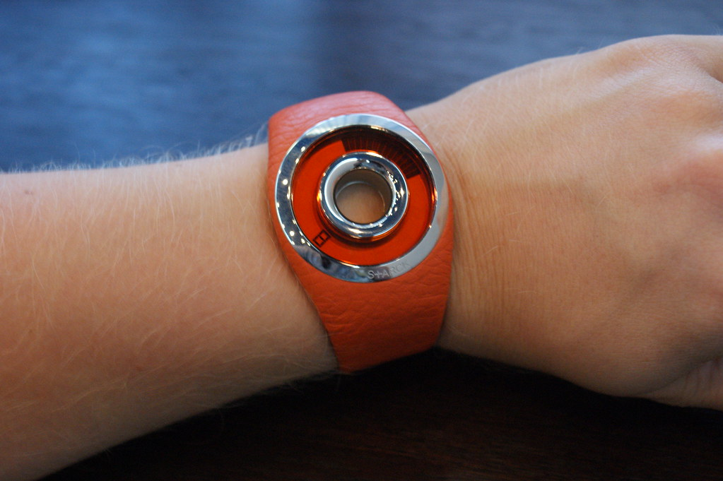 Philippe Starck O-Ring Watch for Fossil