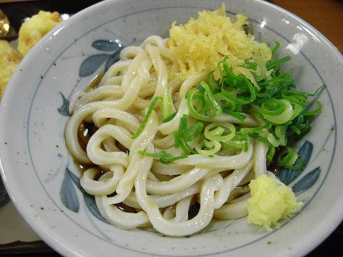自家製麺のセルフ讃岐うどん『香の川製麺』@香芝市