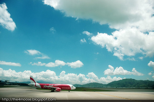 Hong Kong - Air Asia