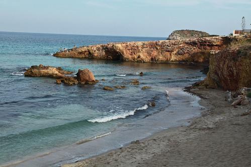 Cala Nova, Ibiza Beach