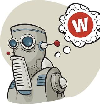 Thinking Wufoo Robot