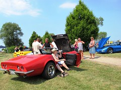 Classic Car show in Mariestad Sweden #7