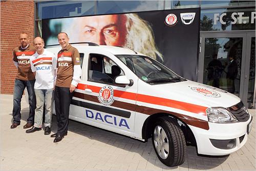 FC St. Pauli Dacia
