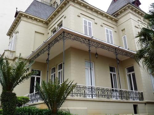 Casa do Eng. Ramos de Azevedo, Liberdade. SP