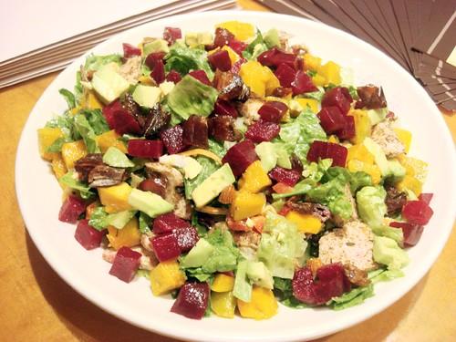 CPK morrocan chic salad 1