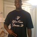 Brandon Bass wearing Love The Truth