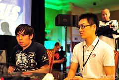 100713(2) - 台灣選手向玉麟(小向 = GamerBee)奪得《超級快打旋風 4》全世界第5名!(2/3)