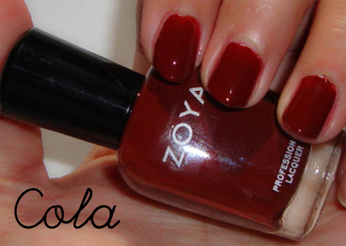 Zoya Fall 2010   Wicked & Wonderful Collection : Swatches Part 1 4803632478 1f24f15973