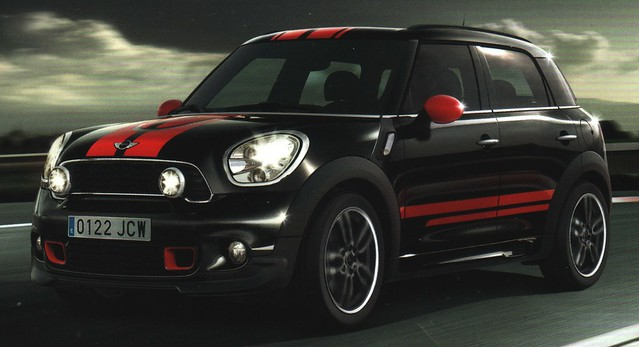 4wd mini coopers all4 r60 countryman bigblogg