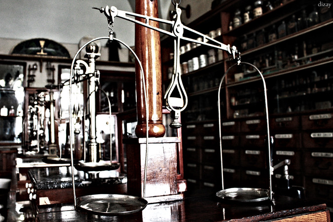 Lviv: Pharmacy Museum
