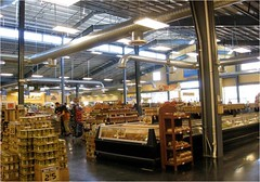 Sunflower Market interior (courtesy of Perry Rose)