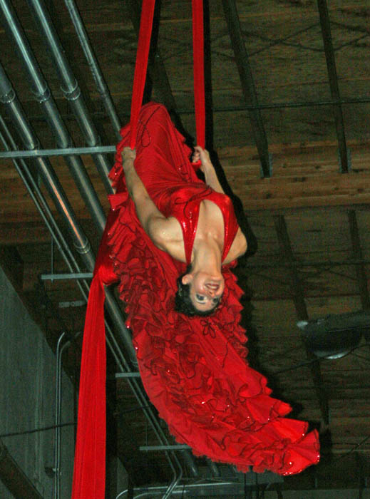 Suspended Dancer