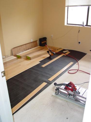 LM Flooring Maple Naildown 010