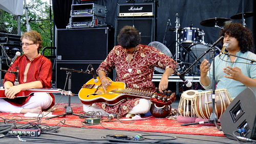 Slide to Freedom at Ottawa Bluesfest 2010