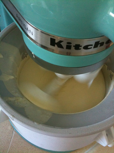 Ice Cream churning