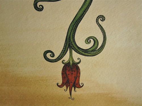 Flower - Detail