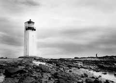 Southeness lighthouse wee man (looksee57) Tags: delete10 delete9 delete5 delete2 delete6 delete7 save3 delete8 delete3 delete delete4 save save2 deletedbydeletemeuncensored