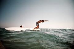 , (Benedetta Falugi) Tags: film analog beach ultrawideandslim eximus 22mm sea water summer benedettafalugi wwwbenedettafalugicom believeinfilm analogphotography