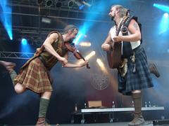 Burgfolk 2011: die ersten Bands für das Jubiläumsfestival