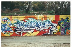 SABER (BGIZL) Tags: graffiti belmont saber awr msk