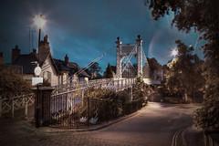 Queens Park Bridge, Chester (Mark Carline) Tags: camera colour digital canon eos cheshire chester dslr ff hdr 5dmarkii 5d2 5dmkii 5dmk2 5dmark2 welshot