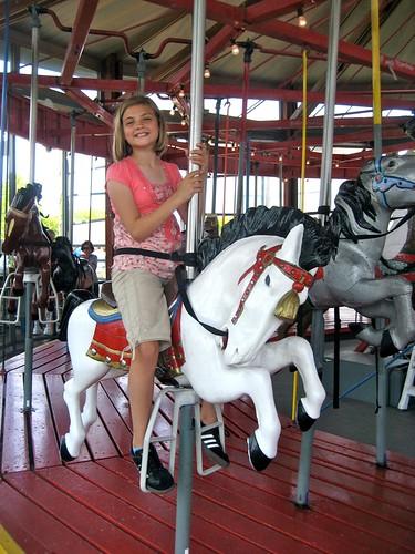 The Carousel Kid