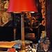 28 - 16 juillet 2010 Milly-la-Forêt Visite de la maison de Jean Cocteau Table du salon