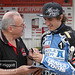 Peter Oakes & Chris Holder