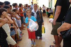 Food for Children in Albania