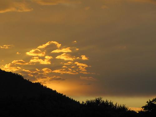 sunset 7/21/10