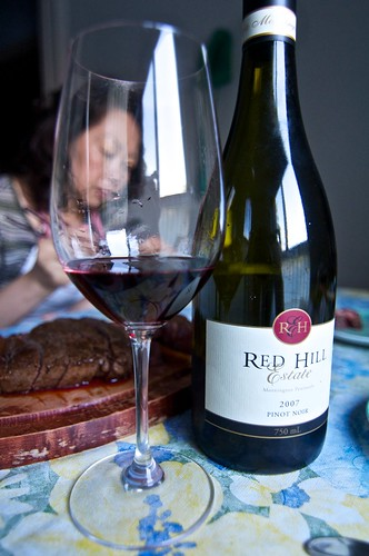 2008 Red Hill Estate Pinot Noir