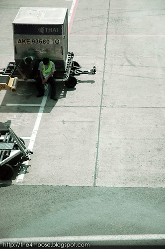 TG 0414 - Singapore Airport
