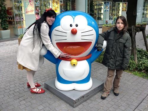 Bandai Building: Doraemon